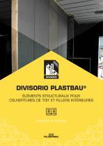 DEPLIANT - CLOISON PLASTBAU
