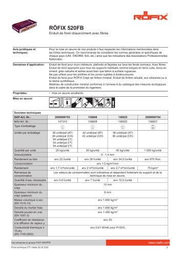 FT-RÖFIX-520-FB-Enduit-de-fond-chaux-ciment-avec-fibres-fr