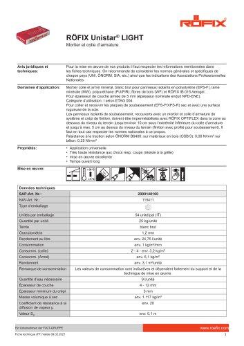 FT-RÖFIX-Unistar®-LIGHT-Mortier-et-colle-d'armature-fr