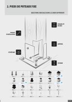 Catalogue Des Pieds De Poteaux - 11