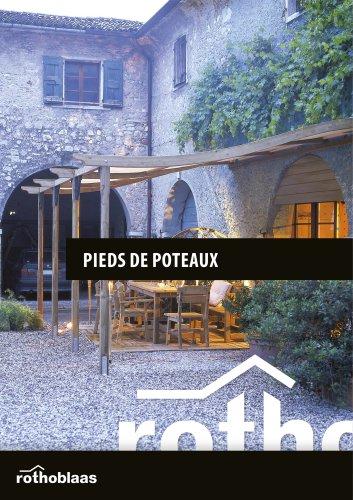 Catalogue Des Pieds De Poteaux