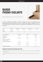 Produits pour isolation acoustique - 10