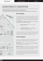 SOLUTIONS POUR L'AFAIBLISSEMENT ACOUSTIQUE - 12