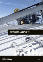 Systèmes Antichute - 1