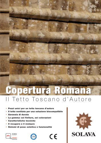 Brochure Roman Roofs 2012