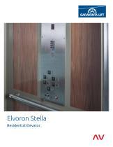 Elvoron Stella Residential Elevator