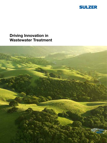 Driving Innovation in Wastewater Treatment