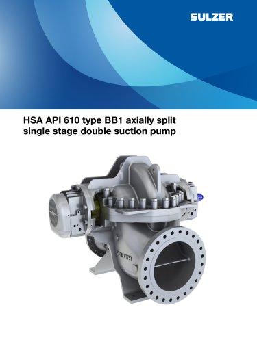 HSA API