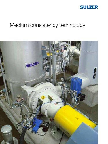 Medium consistency technology