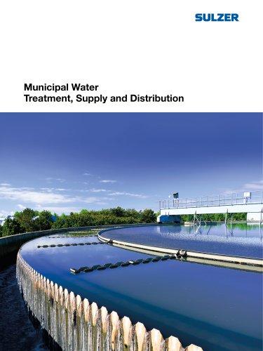 Municipal Water Treatment, Supply and Distribution