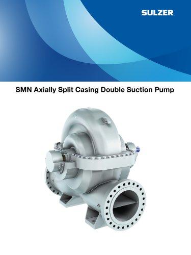 SMN Axially Split Casing Double Suction Pump