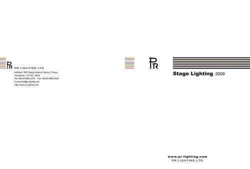 Stage Lightings