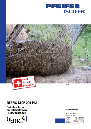 DEBRIS STOP