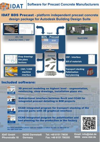 Software for Precast Concrete Manufacturers