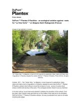 DuPont? Plantex® RootBarrier solution