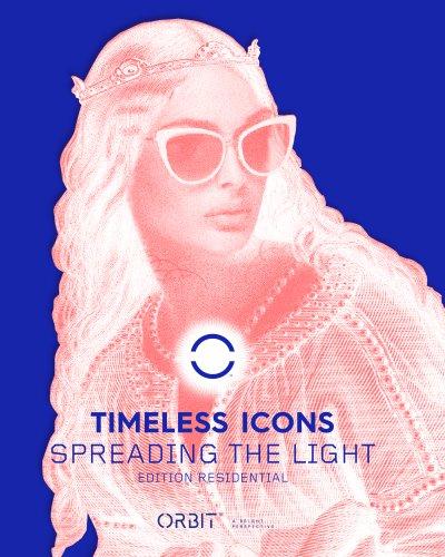 ORBIT Residential Brochure-Timeless icon spreading the light