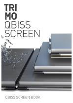 Qbiss Screen Book