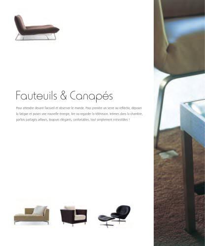 Roset Contract Fauteuils & Canapés
