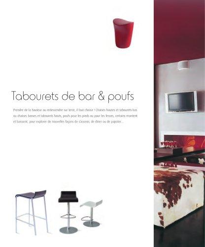 Roset Contract Tabourets & poufs