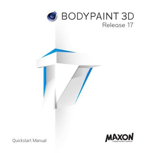 BODYPAINT 3D R17