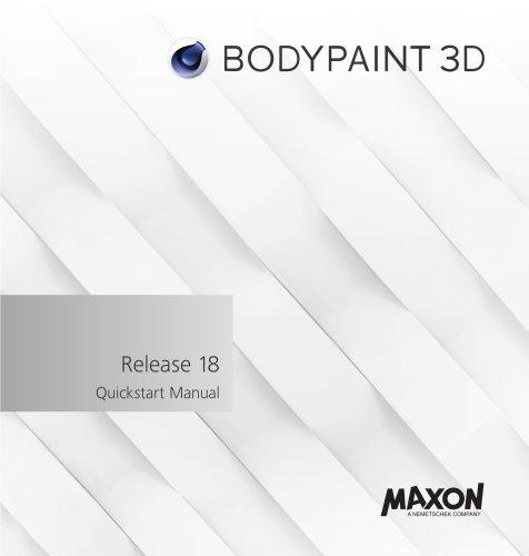 BODYPAINT 3D R18