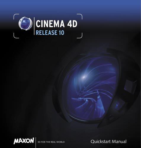CINEMA 4D RELEASE 10