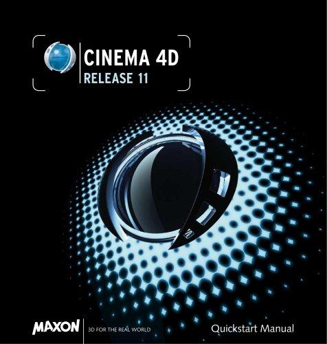CINEMA 4D RELEASE 11