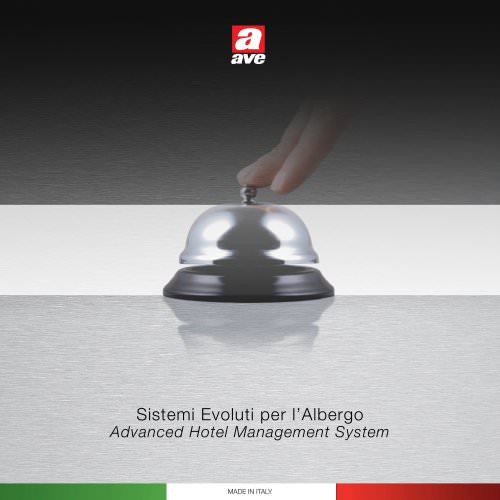 Domina Hotel - Advanced Hotel Management System