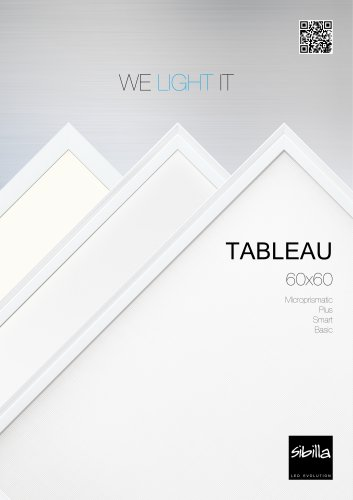 TABLEAU 60x60 Microprismatic Plus Smart Basic