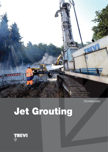 TECHNOLOGIES - JET GROUTING
