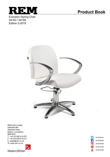 Evolution Styling Chair