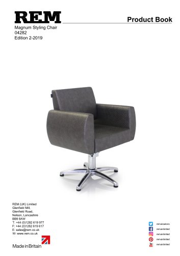 Magnum Styling Chair