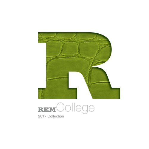 REM College 2017 Collection