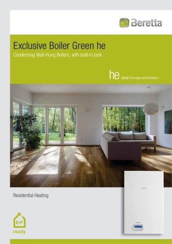 EXCLUSIVE BOILER GREEN HE