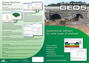 GEO5 leaflet