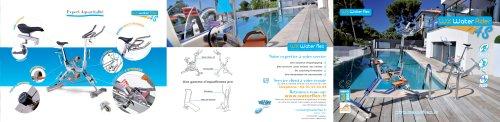Aquabike Waterflex 2012