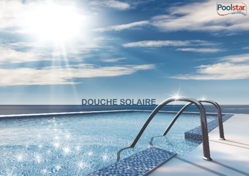 CATALOGUE DOUCHE SOLAIRE 2011