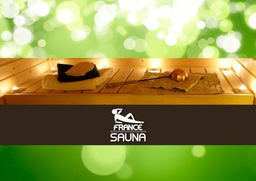 Catalogue sauna France-Sauna 2012