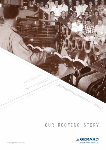 OUR ROOFING STORY