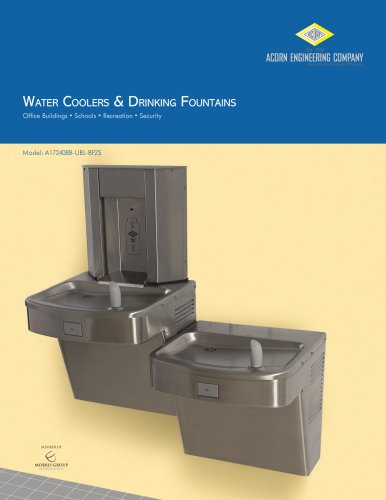 Water Coolers & Drinking Fountains