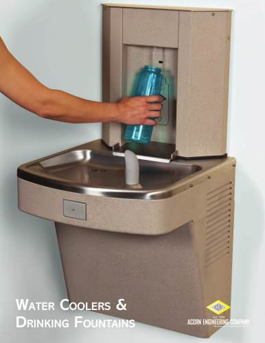 Water Coolers & Drinking Fountains - Flyer