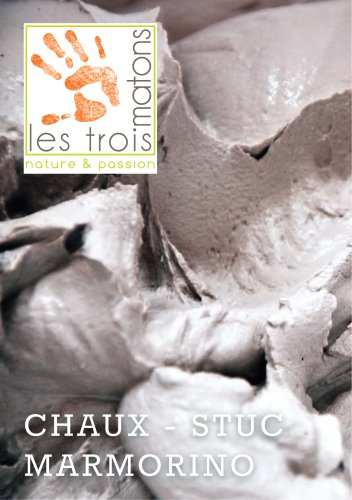 Documentation Chaux Stuc Marmorino Les 3 Matons
