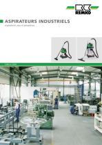 Aspirateurs industriels - 1