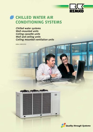 Chilled Water Air Conditioning Systems 2010-11