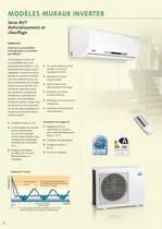 Climatiseurs ambiants de confort 2010-11 - 8