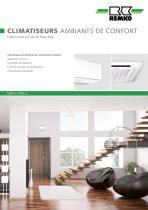 Climatiseurs ambiants de confort - 1