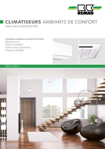 Climatiseurs ambiants de confort
