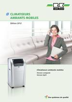 CLIMATISEURS AMBIANTS MOBILES - 1