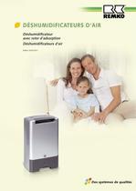 Déshumidificateurs 2010-11 - 1