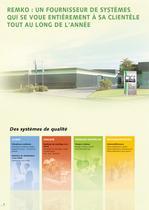 Systèmes de chauffage à air chaud mobiles 2010-2011 - 2